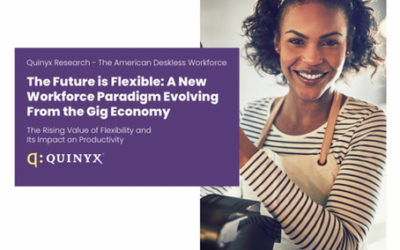 The future of work is flexible